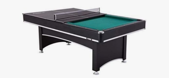 How to Make a Ping Pong Table Top for a Pool Table