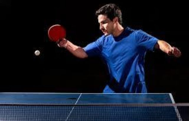 Effect of Rubber While Playing table Tennis