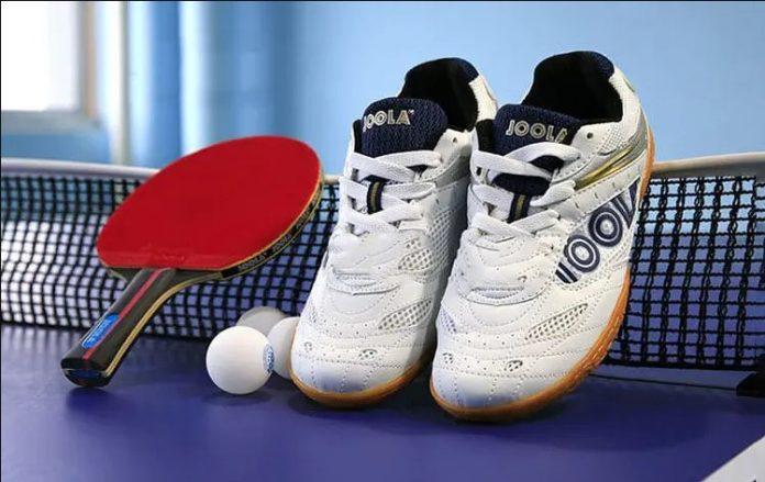 best table tennis shoes