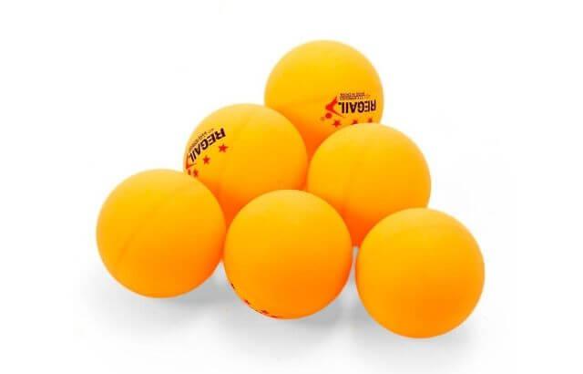 5 star ping pong ball