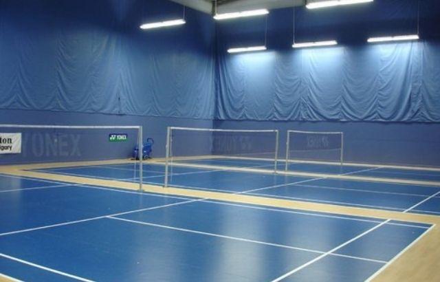 Badminton court dimensions in metres