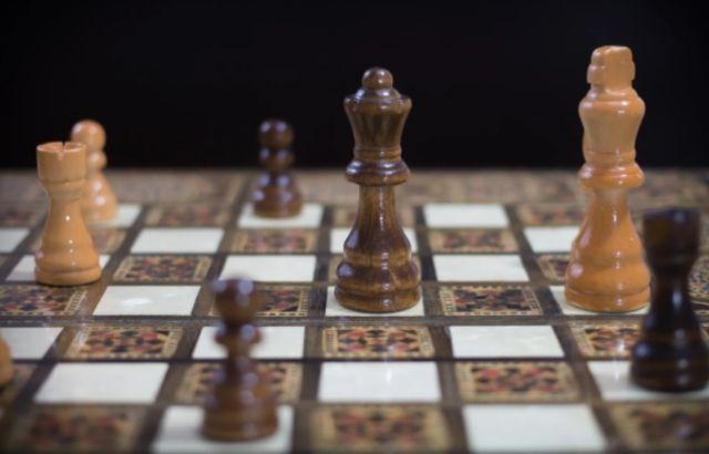 Chess Queen symbol