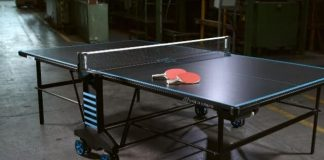 How Do You Build A Concrete Ping Pong Table