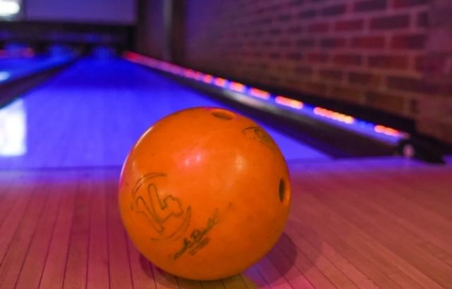 Is a 13-pound bowling ball too light