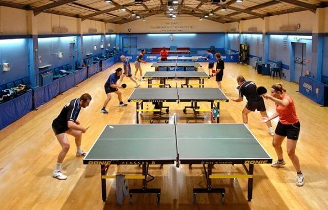 Ping Pong Clubs