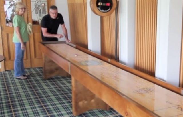 Playcraft shuffleboard How to play