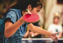 Table Tennis Serving Rules