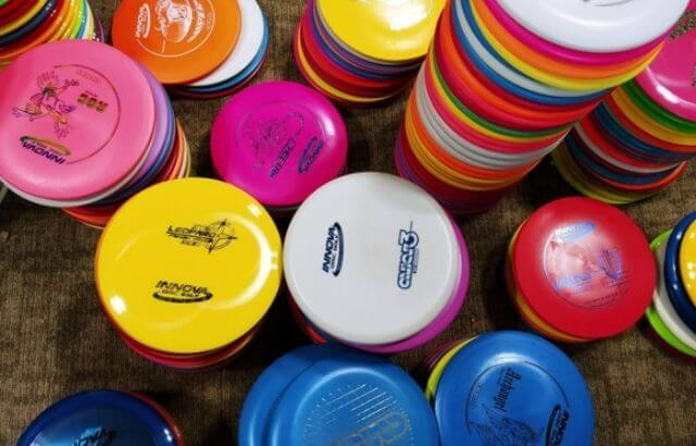 What do the numbers on disc golf discs mean