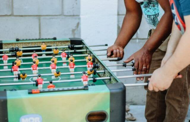 Where to Buy Foosball Table Sims Free play