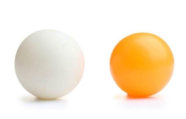 eco friendly ping pong balls