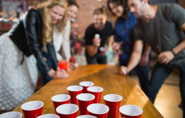 how to play beer pong on iphone