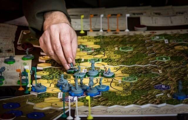 single player war board games