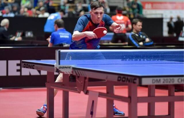 table tennis rules doubles