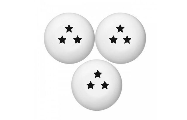 what ping pong balls are used in the olympics