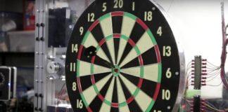 how to build a dartboard backboard