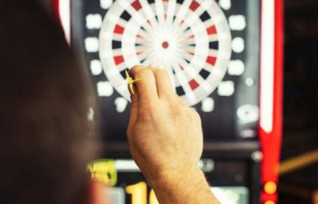 darts technique