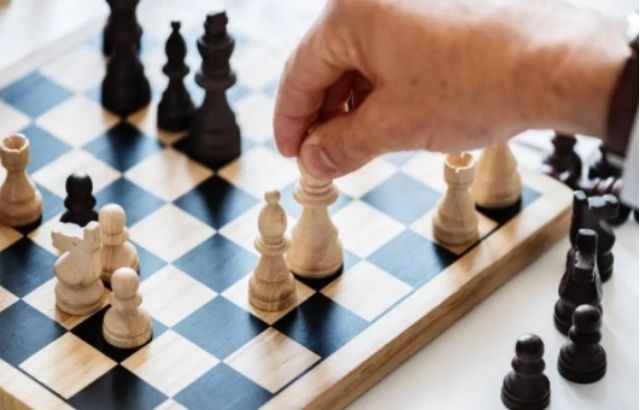 how chess is played