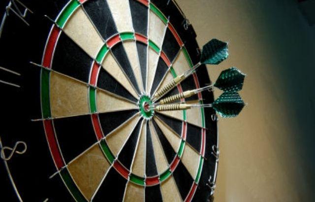how to improve at darts