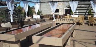 best outdoor shuffleboard tables