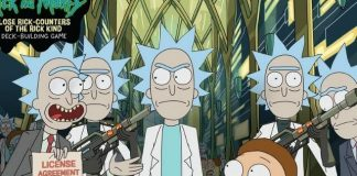 best rick and Morty board games