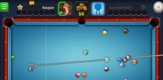 how to play pool on messenger