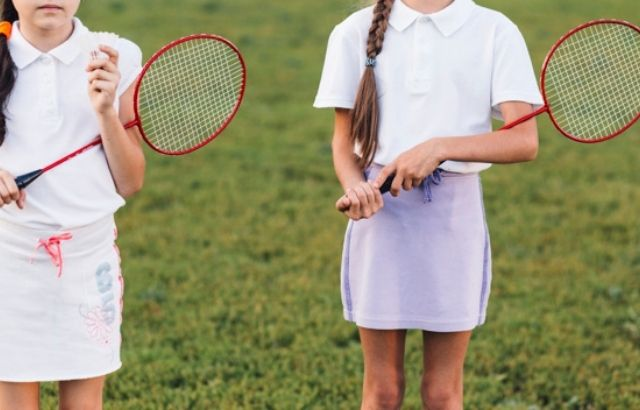 how is badminton unlike other racquet sports apex