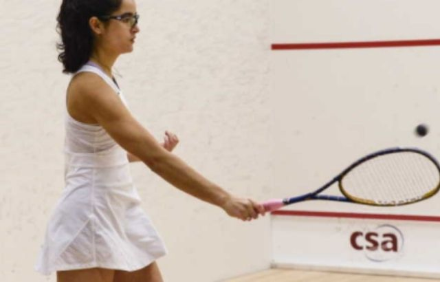 why is badminton different from other racket sports