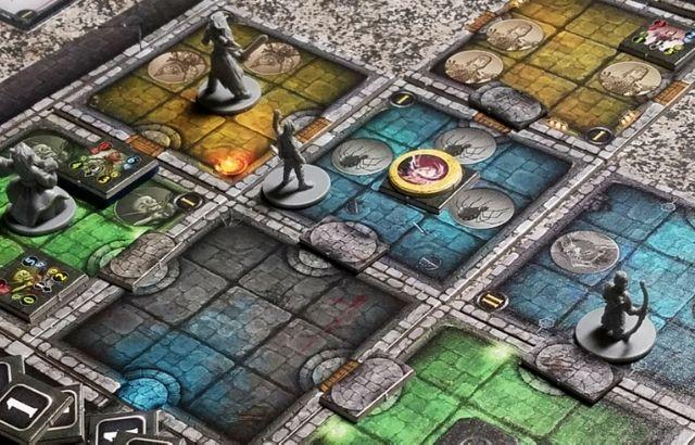 best dungeon crawler board game