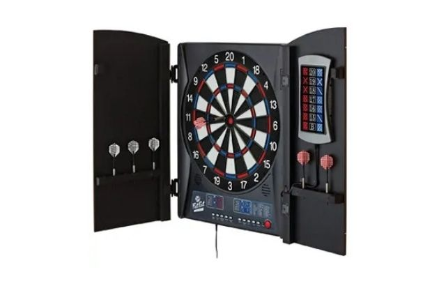 Best Electronic Dartboard with Cabinet