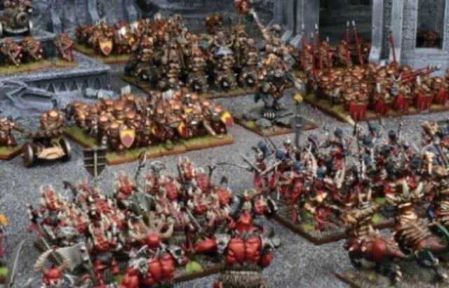 Best Fantasy Miniature War Games