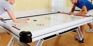 best foosball air hockey combo table