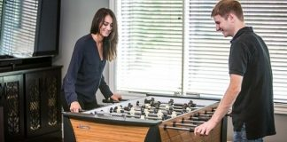 best foosball table for home
