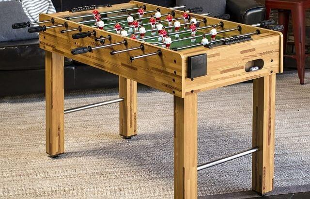 how to win on foosball