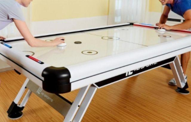 air hockey table surface repair