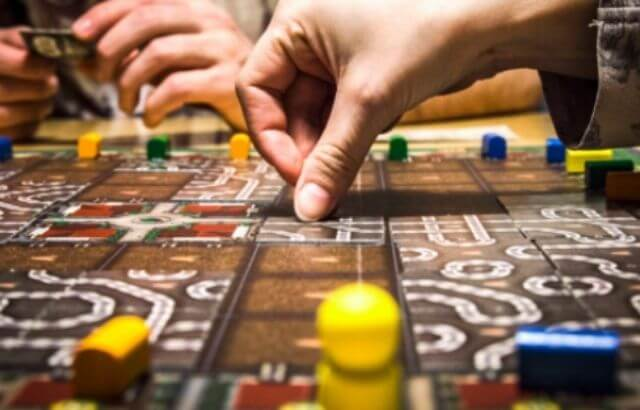 examples of board games