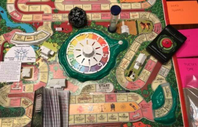 game of life rules spin to win