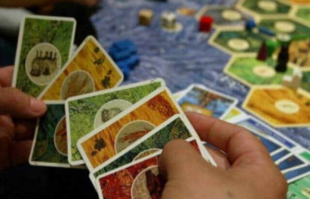 types of board games