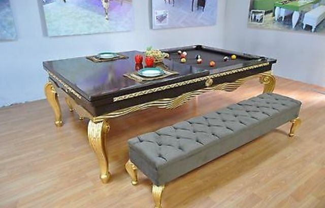 best convertible pool tables