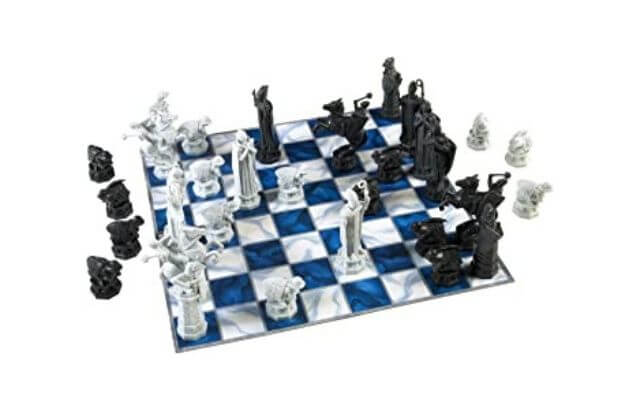 harry potter chess set noble collection