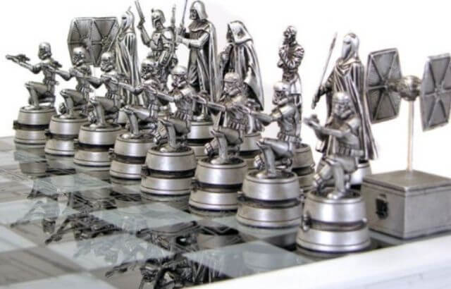 star wars chess set saga edition