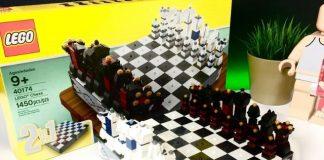 best Lego chess set