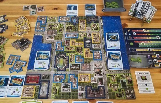 best city building board games