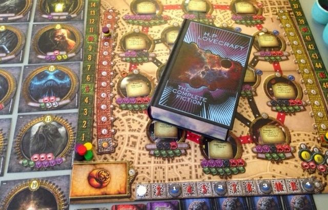 best Cthulhu board games