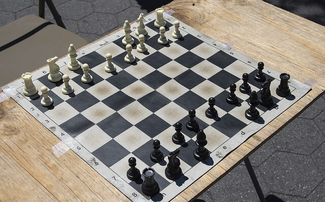 Best Chess Tables