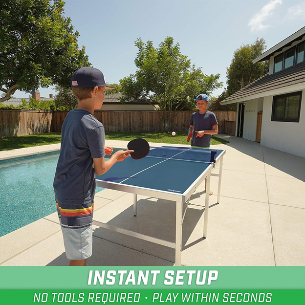 best Table Tennis Game Set