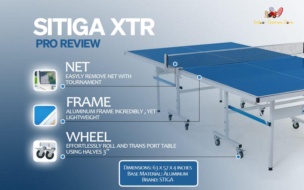 Stiga XTR Pro Review
