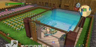 dragon quest builders 2 pool of paradise
